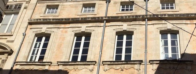 Un immeuble historique